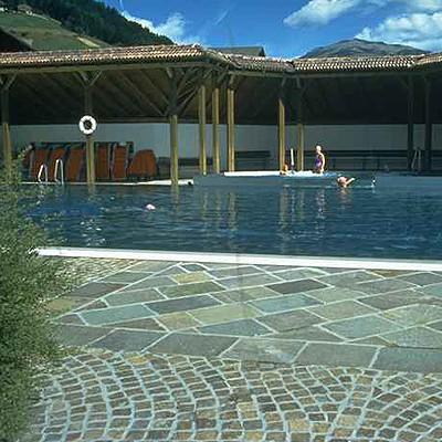 Termeno Public Pool, Bozen, Italy